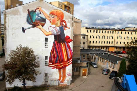 The Legend of Giants di Natalia Rak