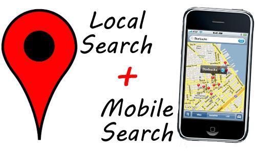 local search marketing mobile