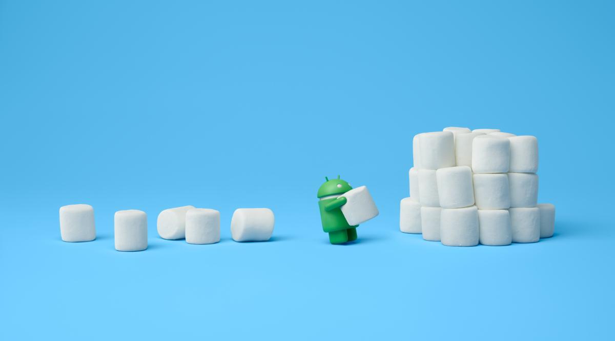 Aggiornamento Android Marshmallow