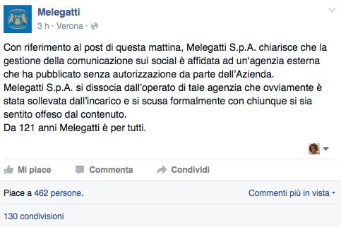 caso melegatti