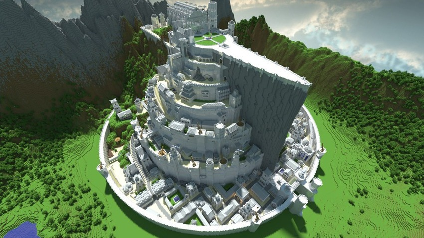 minecraft-lord-of-the-ring