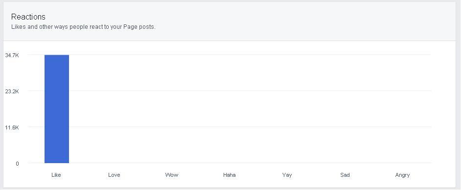 nuova facebook insight
