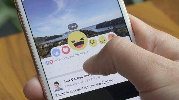 facebook reactions come strategia di marketing
