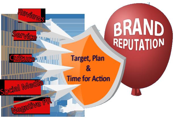 brand reputation plasmon