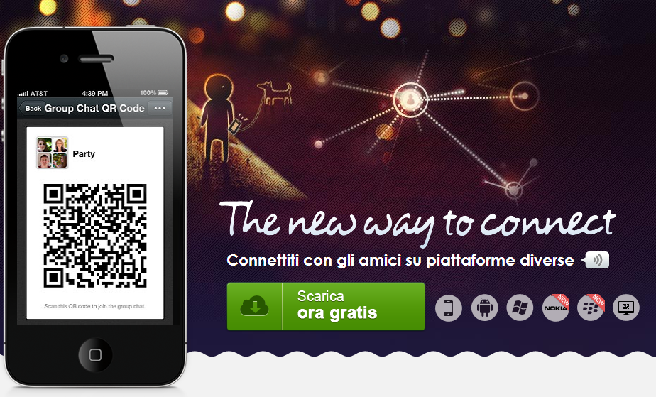pay with qrcode wechat