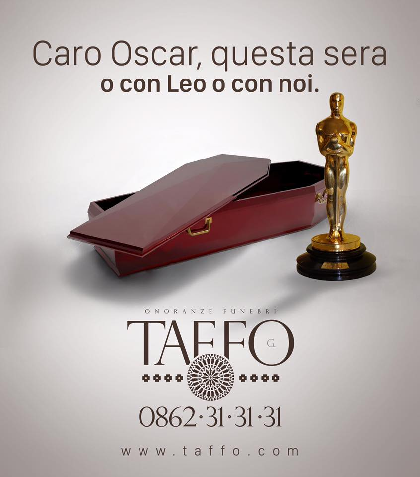 marketing taffo funebri oscar