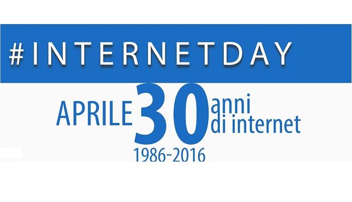 30 anni internet italia
