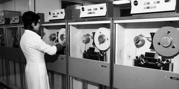 30 anni di Internet - Sala macchine del Cnuce in via Santa M