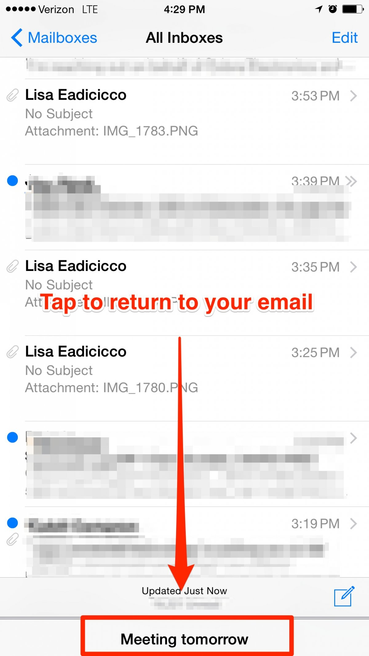 multitask-within-emails
