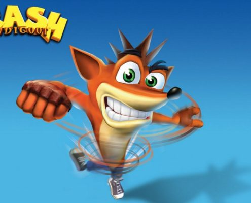 Crash Bandicoot per PS4