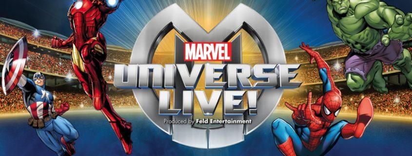 Marvel Universe Live 2016