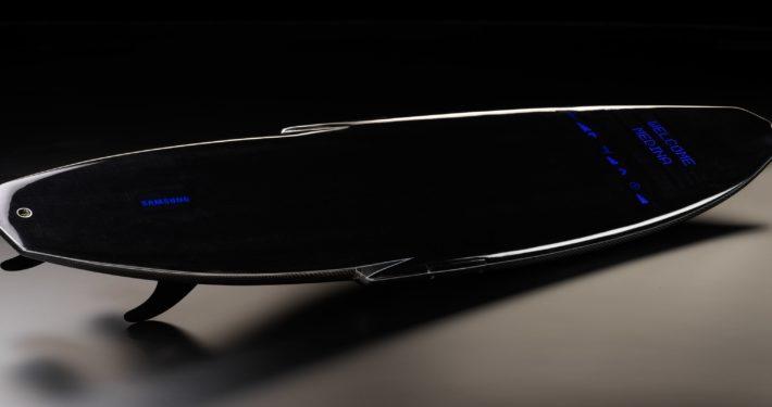 Samsung Galaxy Surfboard