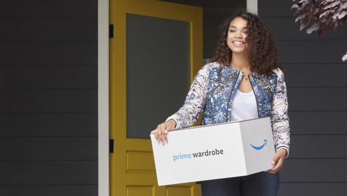 Come funziona Amazon Prime Wardrobe