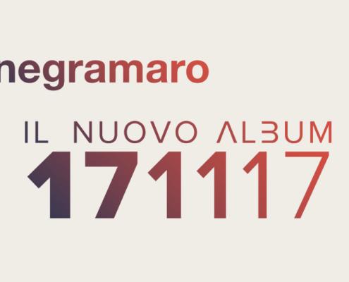 nuovo album negramaro 2017