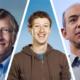 gli uomini con più soldi al mondo